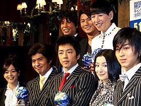 主演の豪華キャストよりも目立っていた和田アキ子…さすがです「陽気なギャングが地球を回す」