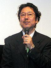 トークイベントに登場した 心理学者の富田たかし氏「キング 罪の王」