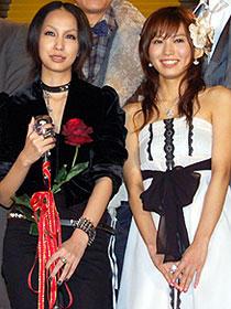 「NANA2」(左から)中島美嘉、市川由衣「NANA」