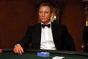 現在公開中「007/カジノ・ロワイヤル」「007/ユア・アイズ・オンリー」