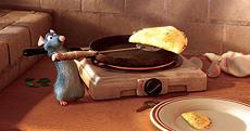 料理に新鮮なトマトは必須! 「レミーのおいしいレストラン」「レミーのおいしいレストラン」