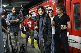 ブエノスアイレスでの撮影現場 主人公サヤを演じるチョン・ジヒョン「ラスト サムライ」