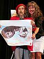 反骨の日系人画家ジミー・ミリキタニ、自身のドキュメンタリー映画で来日