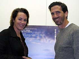 「北極のナヌー」 アダム・ラベッチ&サラ・ロバートソン監督夫妻「北極のナヌー」