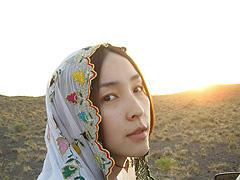 日本人女優代表で、ベルッチに勝負「ハーフェズ ペルシャの詩」