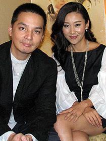 監督のバカ野郎! (左から)ジヌ・チェヌ監督、ミャオ・プゥ「鳳凰 わが愛」