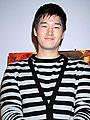 韓流スター、ユ・ジテが「ノートに眠った願いごと」初日で緊急来日
