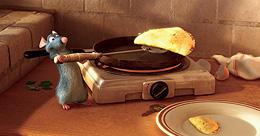 ネズミか、ペンギンか?「レミーのおいしいレストラン」