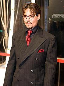 殺人鬼役もサマになる男「スウィーニー・トッド フリート街の悪魔の理髪師」