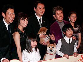 名犬いちは最後の写真までカメラ目線!「マリと子犬の物語」
