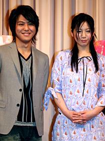 映画が終わって距離が接近した2人「東京少女」