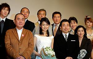 藤澤のブーケトスで、会場も熱狂「結婚しようよ」