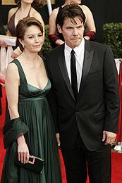 妻が美人だと、俳優業もノリノリ?「ターミネーター」