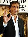 「おかっぱ頭の殺人鬼」役でオスカー受賞のハビエル・バルデムが緊急来日!
