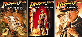 「インディ4」のために事前チェックを!「インディ・ジョーンズ クリスタル・スカルの王国」