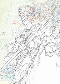 ジブリアニメの設計図はこんなに緻密!「崖の上のポニョ」
