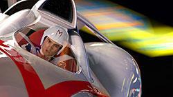 超巨大スクリーンで圧倒的なスピード感を体感!「スピード・レーサー」