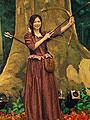 タレント関根麻里がナルニアの森へご案内!「ナルニア国物語第2章」