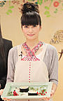 柴咲コウ、お手製の恵方巻きを「おいひー」と自画自賛