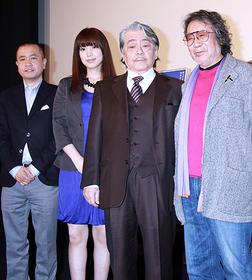 細田監督は仕事の都合で残念ながら参加できず「時をかける少女」