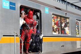 行ってきます!「仮面ライダー×仮面ライダー×仮面ライダー THE MOVIE 超・電王トリロジー EPISODE RED ゼロのスタートウィンクル」