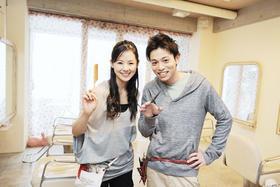 吉沢悠演じる夫と経営する美容院にて「トマトのしずく」