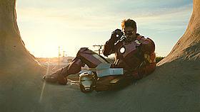 最後まで席を立たずに見届けるべし「アイアンマン2」