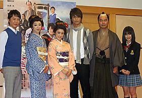 出身地・熊本を舞台にした座長公演「黄泉がえり」