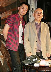 伊藤監督から、もっと狂い咲け!とアドバイス「ロストクライム 閃光」