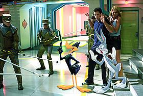 03年の「ルーニー・テューンズ:バック・イン・アクション」「スパイダーウィックの謎」