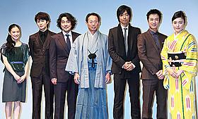 映画界の岡田ジャパン結成?「十三人の刺客」