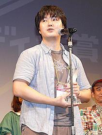 グランプリ受賞の高野雄宇監督「山」