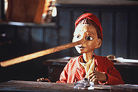 ピノキオ役は誰に?「アリス・イン・ワンダーランド」