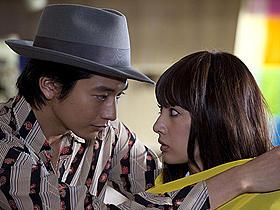 北川の女子高生役はこれで最後?「パラダイス・キス」