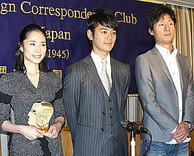 話題の日本映画に海外からも熱視線「悪人」