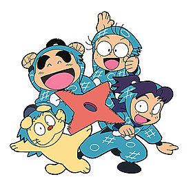 2011年はアニメと実写で「忍たま」「忍たま乱太郎」