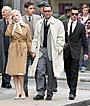 マリリン・モンロー姿のミシェル・ウィリアムズ、現場写真を公開