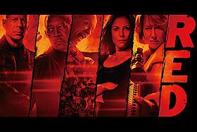 過激で個性的な中年スパイたちが活躍「RED レッド」