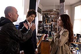 新城監督の演出に北川と向井も真剣「パラダイス・キス」
