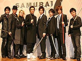 個性豊かなサムライたちによるアクション活劇「七人の侍」