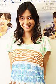 NHK朝ドラのヒロインとして活躍「ヒカリ、その先へ」