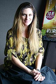 1966年生まれ。長編は本作が4作目「クジラの島の少女」