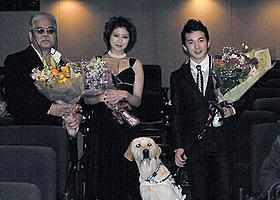 盲導犬と人間の絆を描く「パートナーズ」