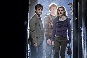 「ハリポタ」なう「ハリー・ポッターと死の秘宝 PART1」