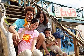 三宅島のアイドル犬の実話が映画に「冷静と情熱のあいだ」