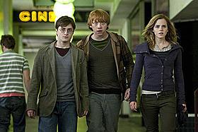 複数の違法サイトに流出「ハリー・ポッターと死の秘宝 PART1」