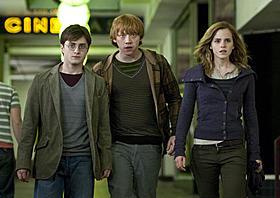 どこまで成績を伸ばすか!「ハリー・ポッターと死の秘宝 PART1」