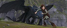 「ヒックとドラゴン」が最多15部門でノミネート「ヒックとドラゴン」