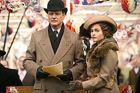 オスカー最有力と言われる主演のコリン・ファース「英国王のスピーチ」