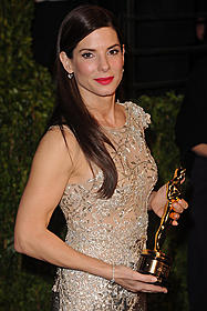 昨年度の主演女優賞に輝いたブロック「しあわせの隠れ場所」